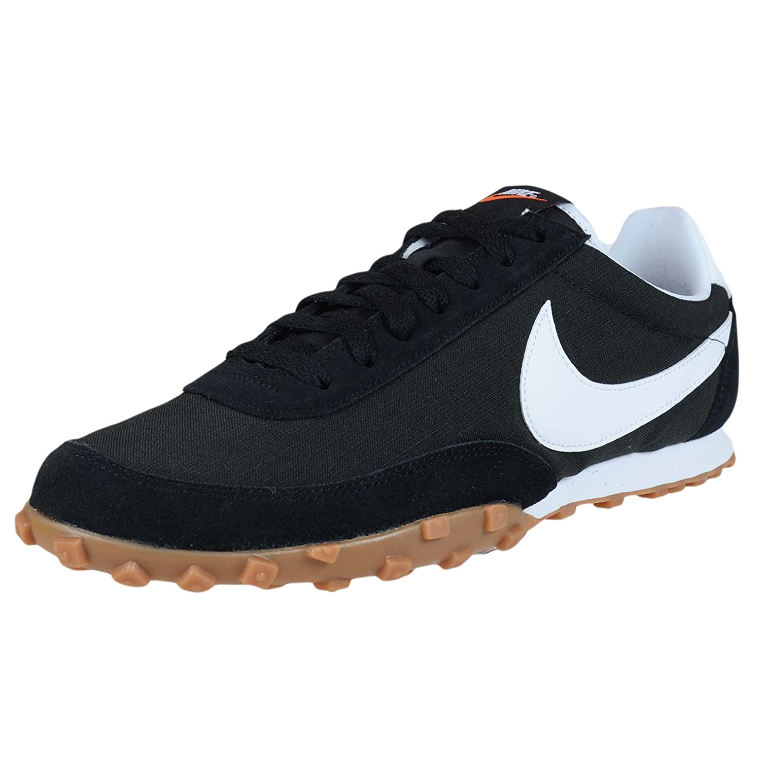 Nike Waffle Racer 17 Running Shoes (8.5 UK) Black  Buy Online at Low Prices  in India - Amazon.in a28e76949