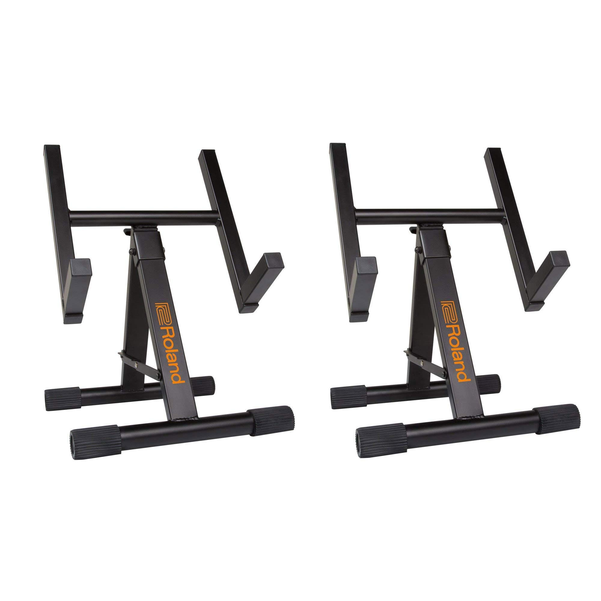 Roland RAS-S01 Amp Stand 2 Pack Bundle by Roland.