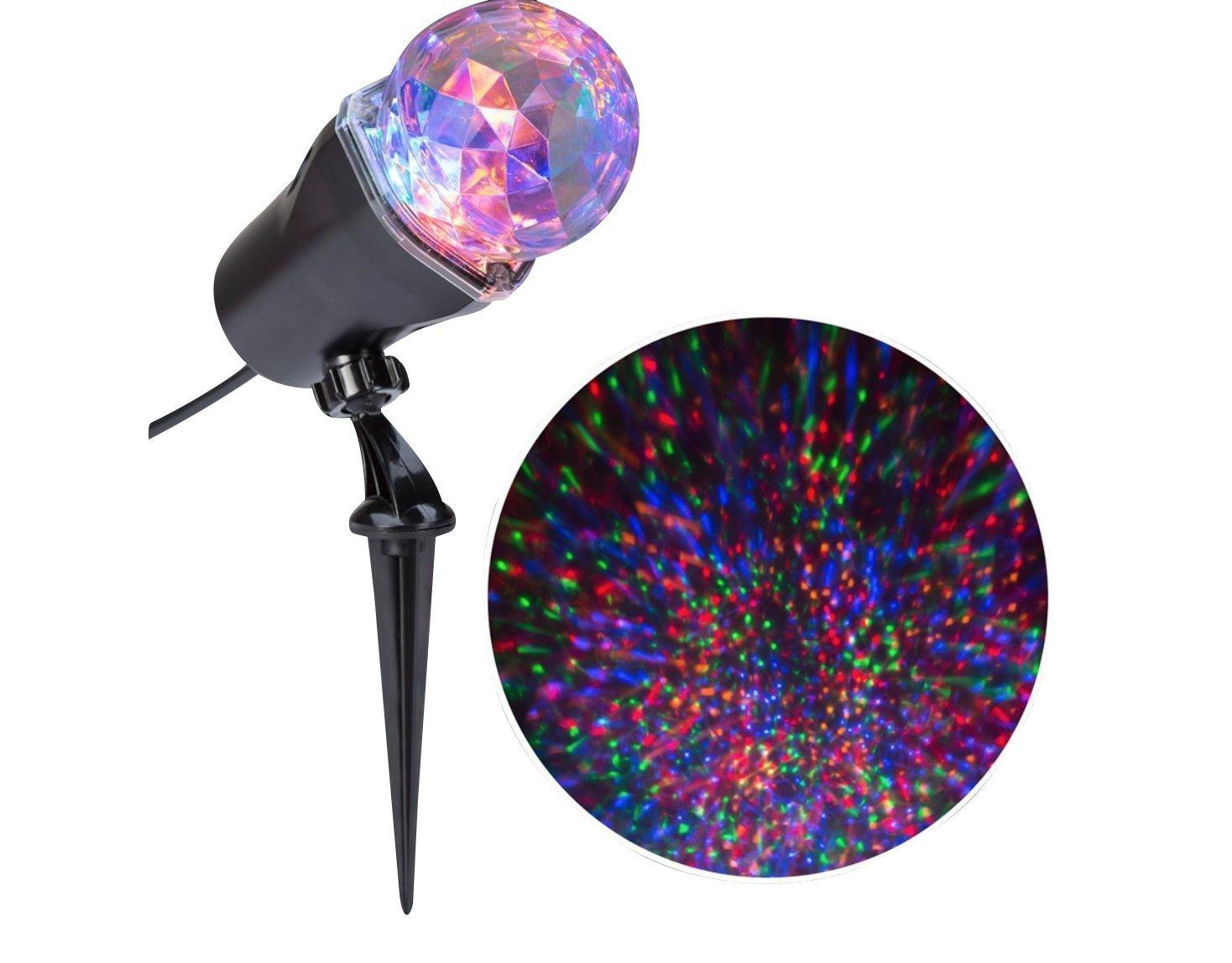 Disney Magic Holiday Enchanting LED Projection Spotlight