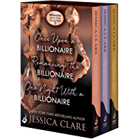 Billionaire Boys Club Collection 2: Once Upon A Billionaire, Romancing The Billionaire, One Night With A Billionaire
