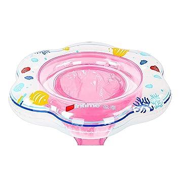 FlyH - Flotador de natación para bebé, Hinchable, Doble airbags ...