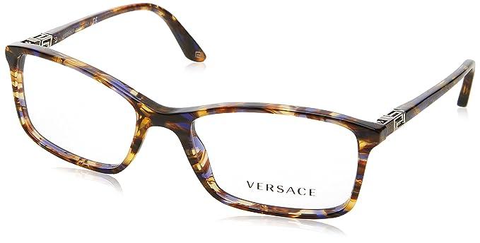 3d0cd2c20b2b5 Amazon.com  Versace Men s VE3163 Eyeglasses 52mm  Versace  Clothing