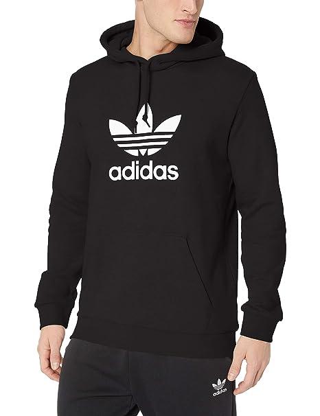 official new images of vast selection adidas Originals Men's Trefoil Warm-up Hoodie