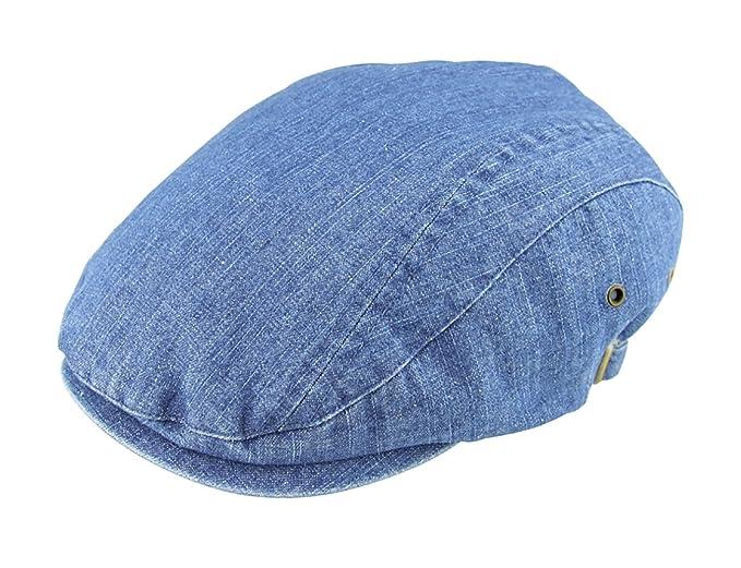 Washed Denim Ivy Cap - Denim Blue  Amazon.ca  Sports   Outdoors 27c37497cd5