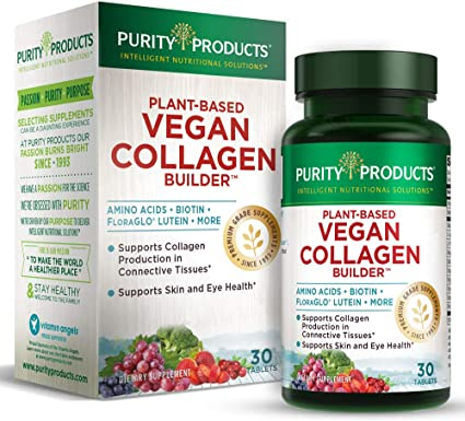 Purity Products Organic Vegan Collagen Builder
