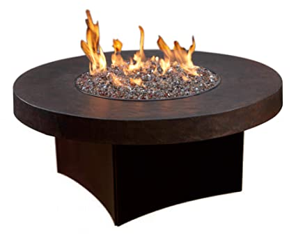 "Gas Outdoor Fire Pit Table Oriflamme Savanna (38"" ... - Amazon.com: Gas Outdoor Fire Pit Table Oriflamme Savanna (38"