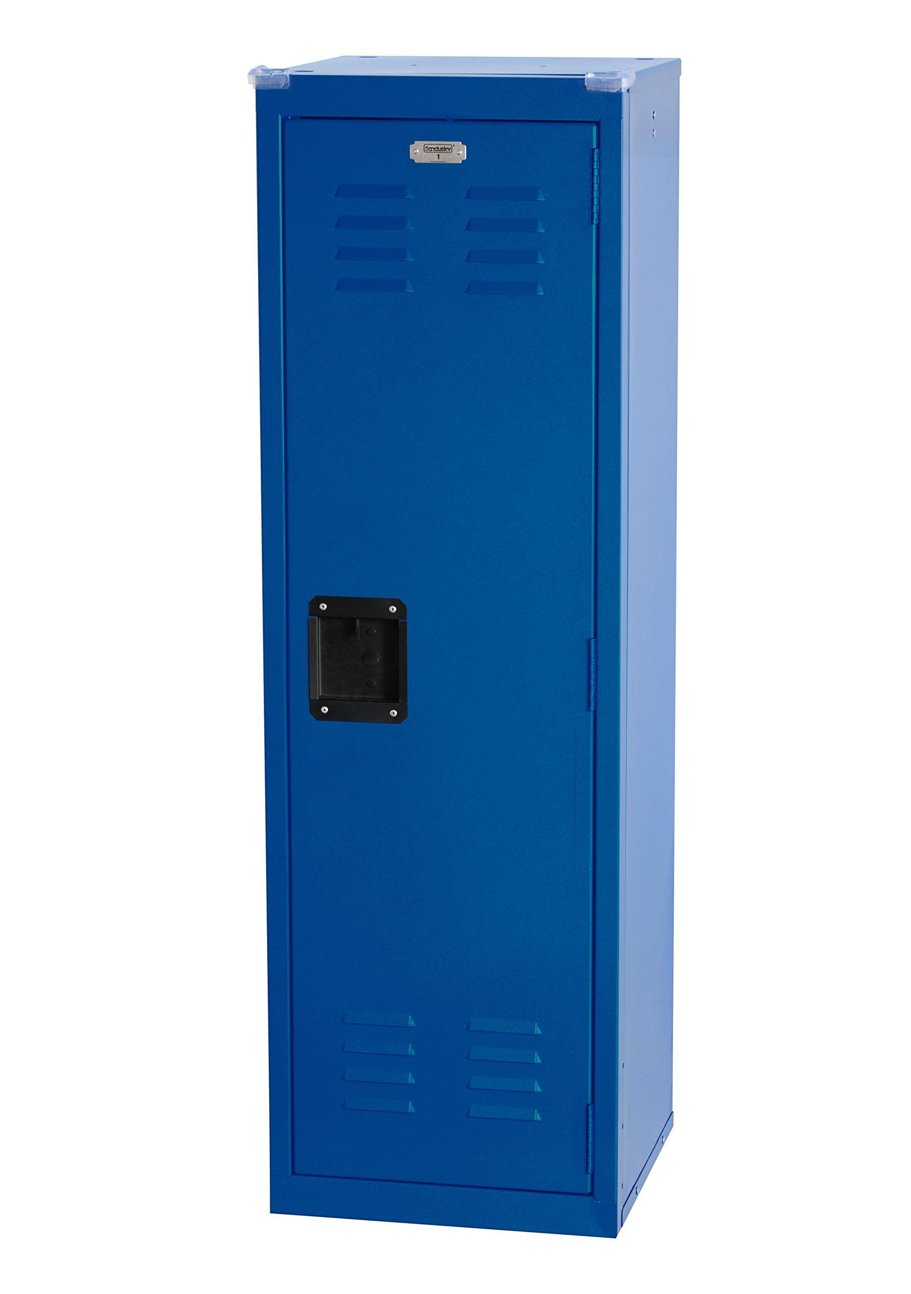 Sandusky Lee Kids Locker, KDLB151548-06 1-Tier Steel Locker, 48'' by Sandusky
