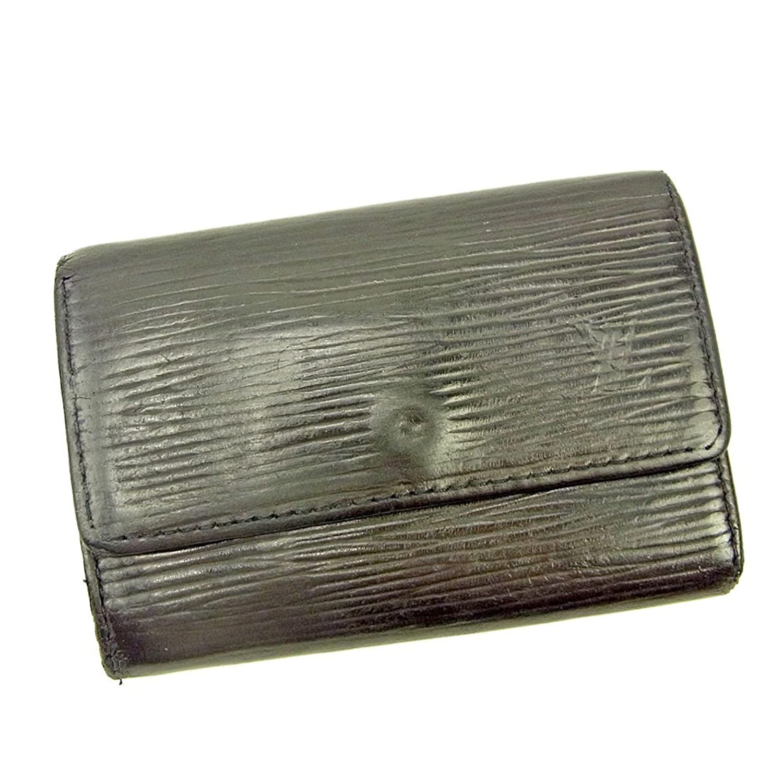 [ルイ ヴィトン] Louis Vuitton キーケース 6連キーケース メンズ可 ミュルティクレ6 M63812 エピ 中古 L1841 B0777NH5MM