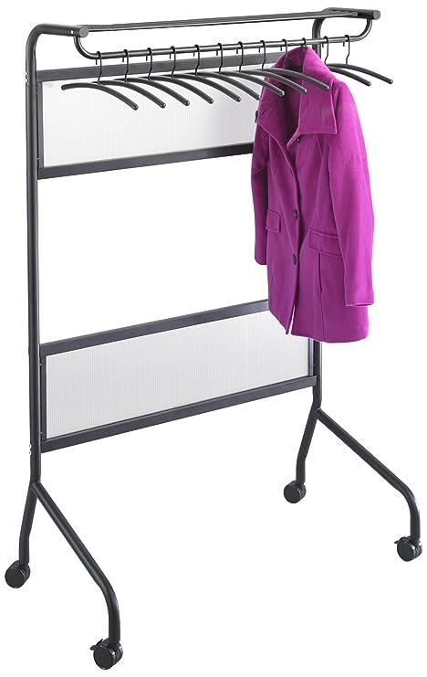 Amazon.com: Safco – Productos 4601bl Impromptu Garment rack ...
