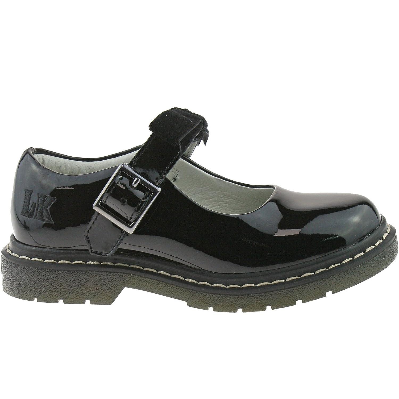 3ca15a0d399 Lelli Kelly LK8286 (DB01) Frankie Black Patent School Shoes F Fitting-26  (UK 8)  Amazon.co.uk  Shoes   Bags