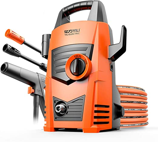 Decdeal 1200W Lavadora a presión eléctrica 90Bar 5L / Min Lavadora ...