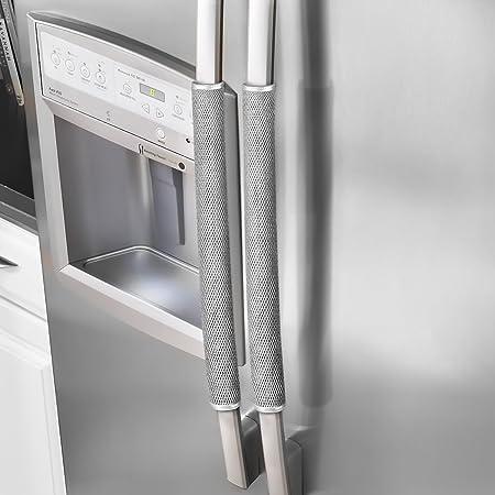 OUGAR8 Refrigerator Door Handle Covers Protec