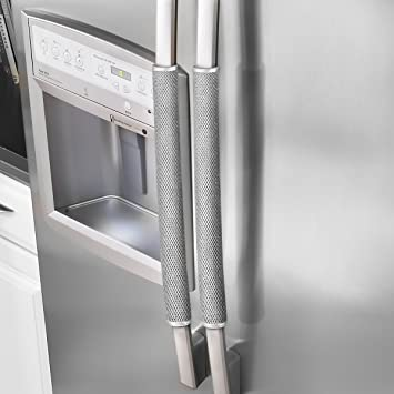 Ougar8 Refrigerator Door Handle Covers Protective Electrical Kitchen Appliances Gloves Fridge Microwave Dishwasher Door Cloth Protector Catches