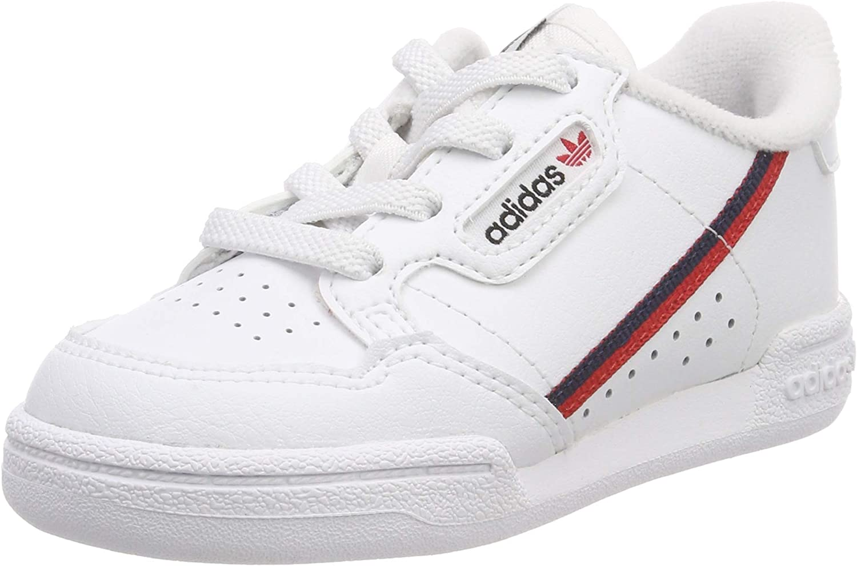 adidas Continental 80 I, Zapatillas de Deporte Unisex niños