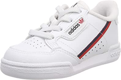 adidas Originals Continental 80 ftwr whitescarlet | ONYGO