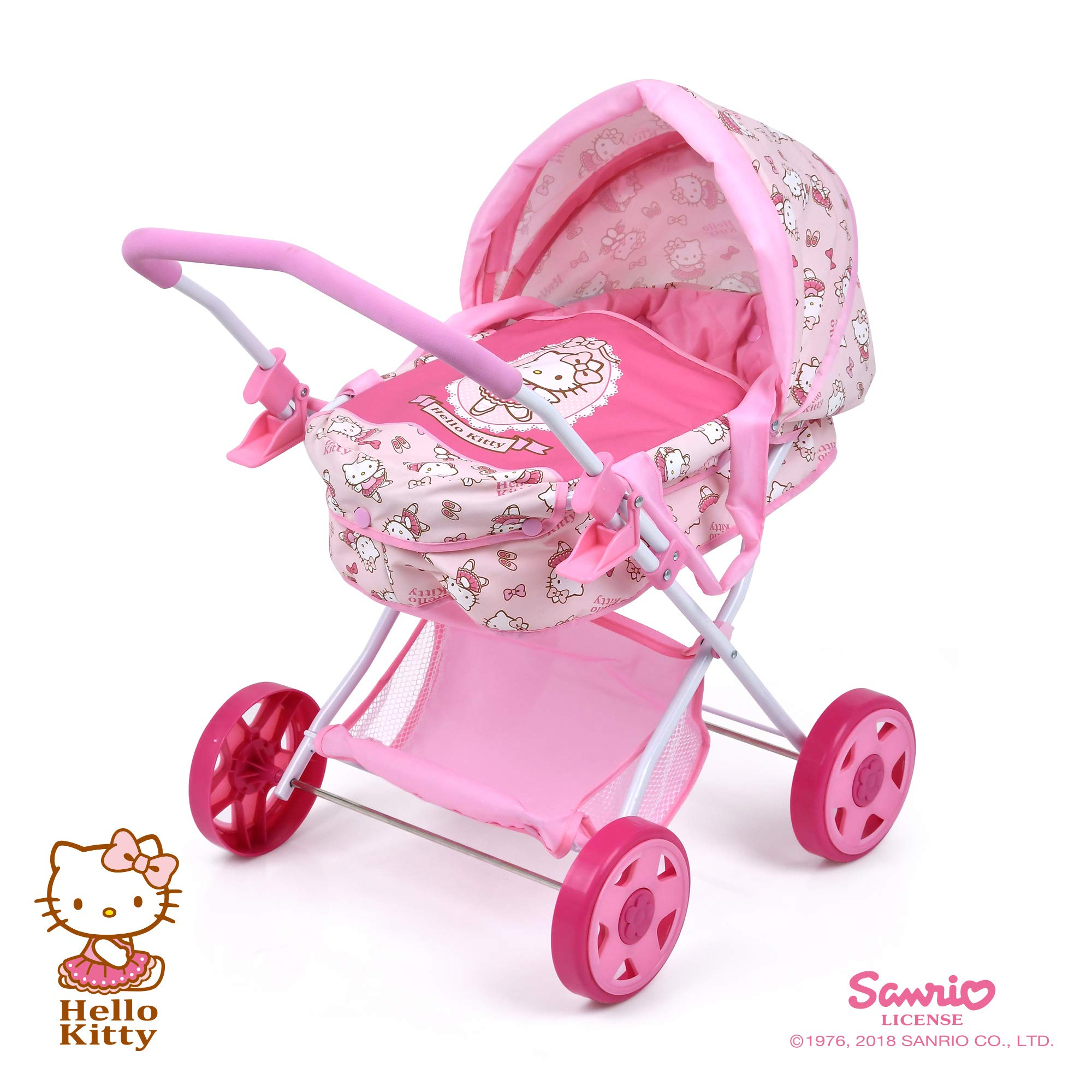 Hello Kitty Doll Pram by Hello Kitty