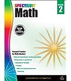 Spectrum | Math Workbook | 2nd Grade, 160pgs