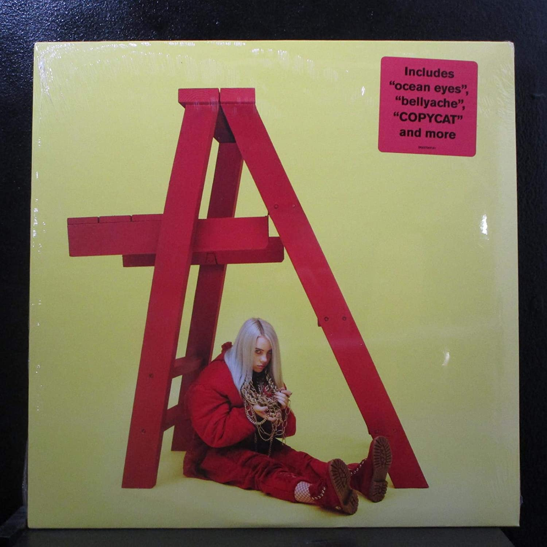 Billie Eilish Billie Eilish Don T Smile At Me Lp Vinyl
