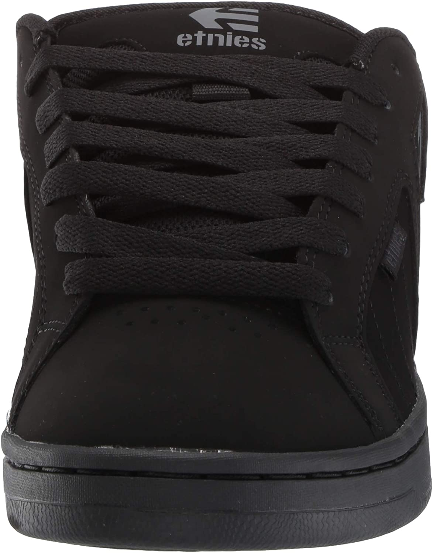 Etnies Men's Metal Mulisha Fader 2 Skate Shoe Black / Black / Black