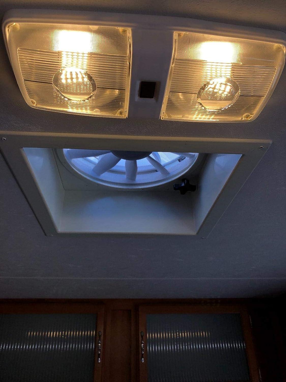 Warm White T10 194 168 2825 7th Generation LED Interior 3014 e 3030 Chipset 15 SMD Bulb per 12V-24V Targa laterale Targa Luci della cupola Luci di retromarcia JAVR-Confezione da 4
