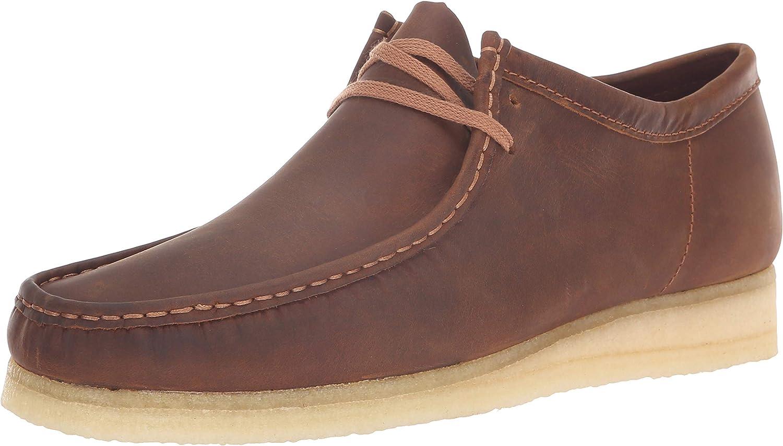 Zapato Wallabee Kaki