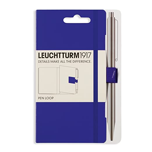 117 opinioni per Leuchtturm1917304637Pen Loop (portapenna), autoadesivo viola