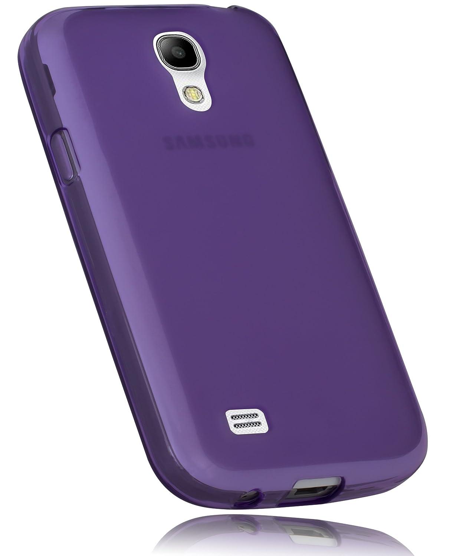Schutzhülle Lila Mini Samsung Mumbi Für Hülle Galaxy Tpu S4 NnOv08ymw