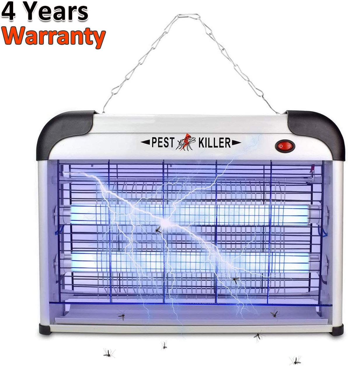Amazon Com Electric Bug Zapper Pest Repeller Control Strongest
