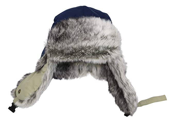 5a6ded1db09 Image Unavailable. Image not available for. Color  Woolrich Men s  Adjustable Winter Tropper Style Hat ...