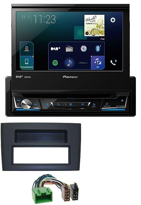 Pioneer Z700 0dab Bluetooth MP3 DVD DAB USB Radio de coche para Volvo XC90 (16