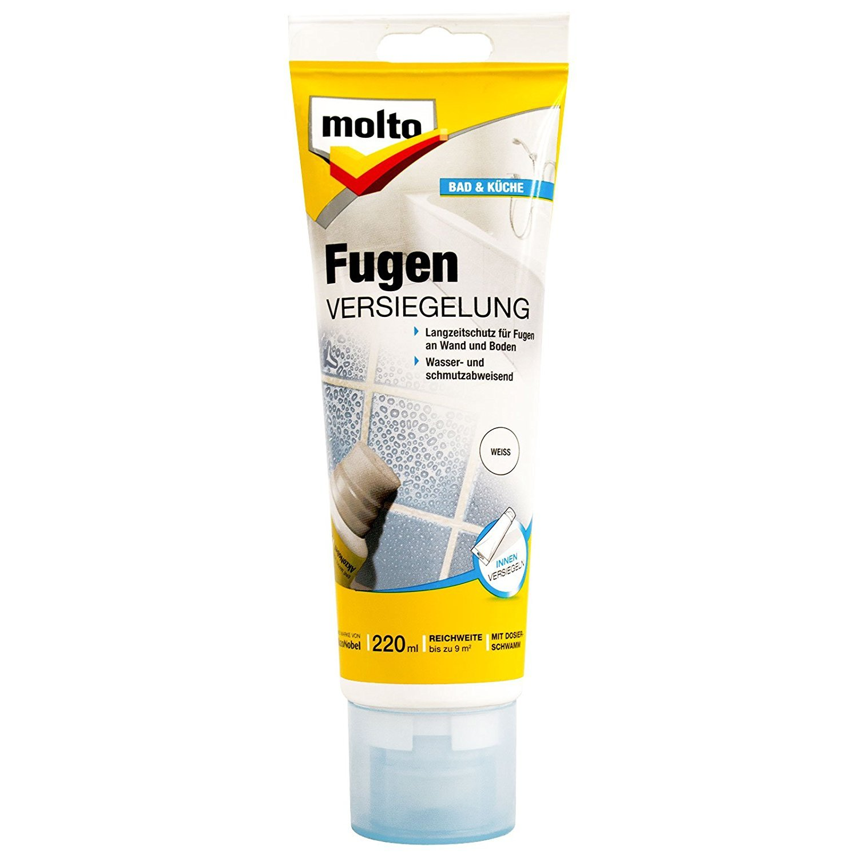 Häufig Molto Fugen Versiegelung, 220 ml: Amazon.de: Baumarkt YR53