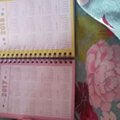 Agenda escolar La vecina Rubia 2017-18 (TANTANFAN): Amazon ...