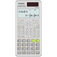 Casio fx-115ESPLS2 White Advanced Scientific Calculator with Natural Display