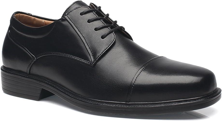 how to buy clearance sale good texture Amazon.com   La Milano Wide Width Mens Oxford Shoes Men's Dress ...