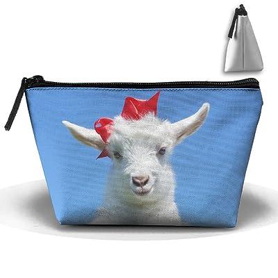 Animals Baby Goat Fashion Travel Bag Trapezoid
