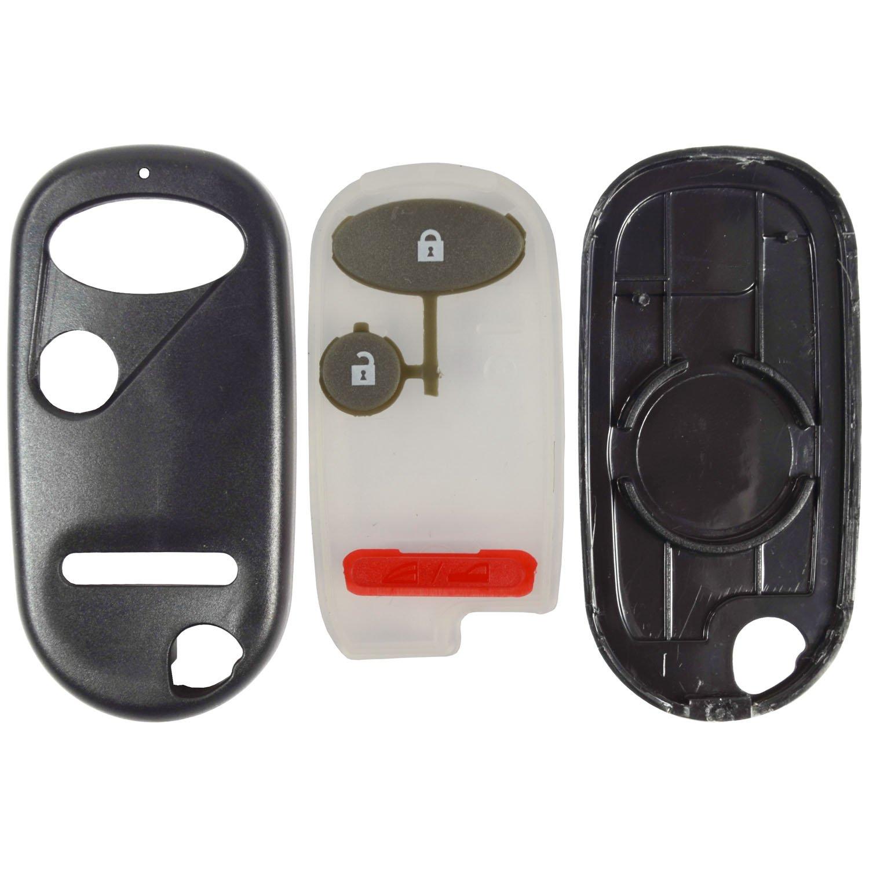 KOBGT04A Keyless Entry Free KEYTAG qualitykeylessplus 2 4 Button Remote Start Key Fob Replacement for FCC ID