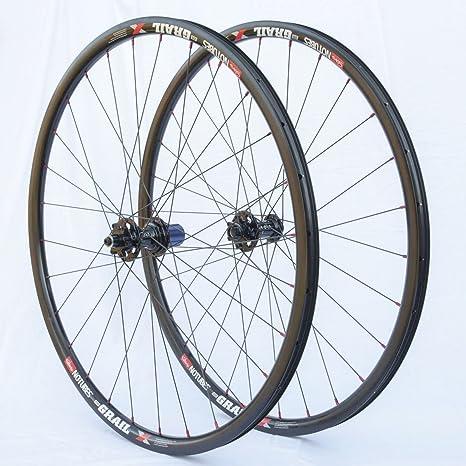 ridewill Bike ruedas Gravel/Strada 11 V SRAM XD PP/QR (2 ruedas)/pair Gravel/Road Wheels 11 V SRAM XD PP/QR (wheelset): Amazon.es: Deportes y aire libre