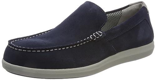 Geox U Yooking B, Mocasines para Hombre: Amazon.es: Zapatos y complementos