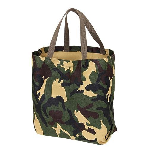aeccd6fd0 Amazon.com: Rothco Canvas Camo Tote Bag: Sports & Outdoors