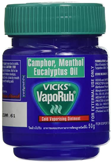 """Résultat de recherche d'images pour """"vick vaporub"""""""
