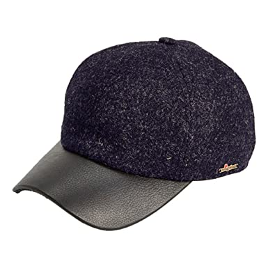 a20aeabdf1b Wigens Odell Harris Tweed Baseball Cap at Amazon Men s Clothing store