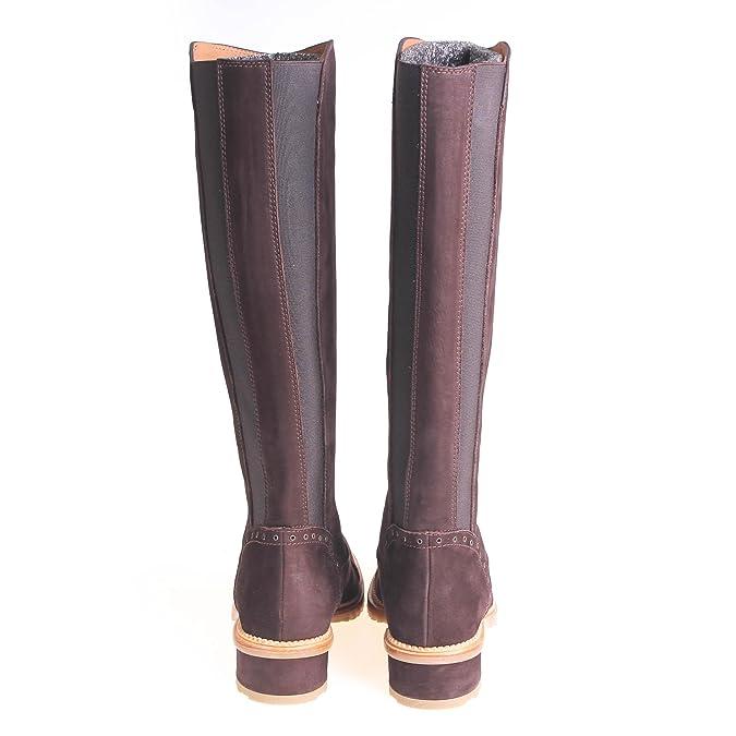 Lottusse botas clásicas Mujer , color marrón, talla 35