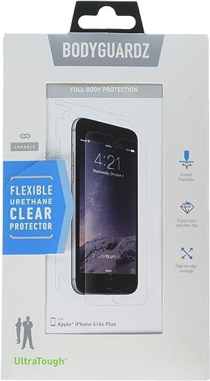 NLU UltraTough Clear Skins Smartphone Transparente Vinilo para ...