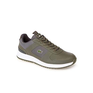 dd54b361f16 Lacoste Joggeur 2.0 318 1 SPM Khk DK Gry  Amazon.fr  Chaussures et Sacs