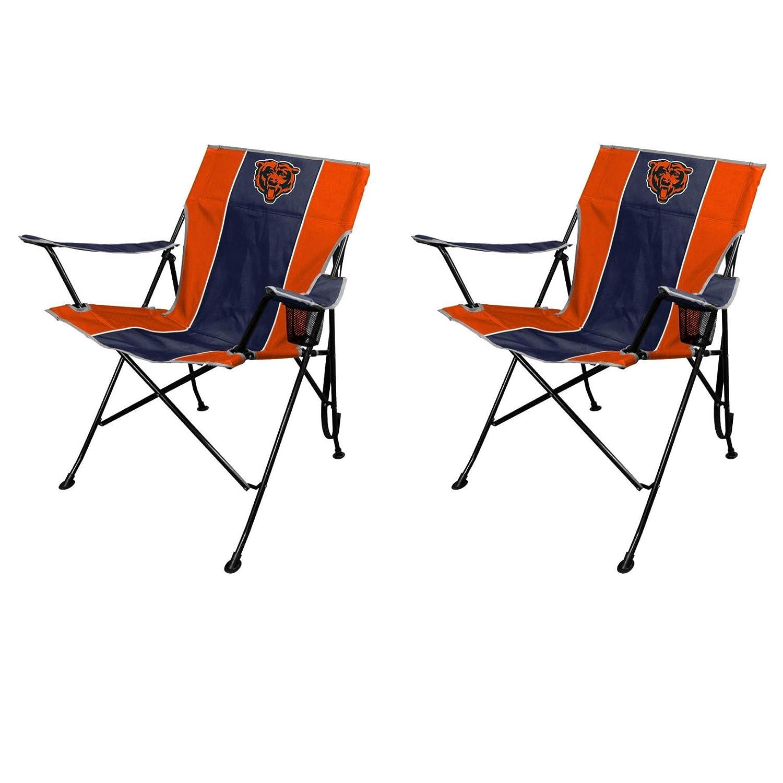 Rawlings NFL TLG8 椅子 (シカゴベアーズ) (2個パック) B07KTPXXHX