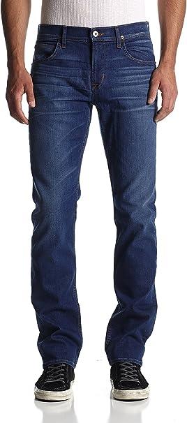 Hudson Jeans Mens Byron Straight Leg Zip Fly Jeans