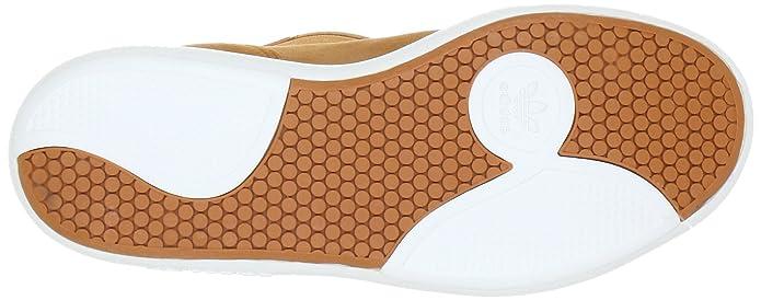 3168d9b3236e70 adidas Damen Attitude Winter Stiefel   Stiefeletten Braun White Vapour Originals  Spice