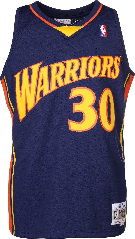 d4061463171 ... order mitchell ness stephen curry 30 golden state warriors 2009 10  swingman nba jersey navy s