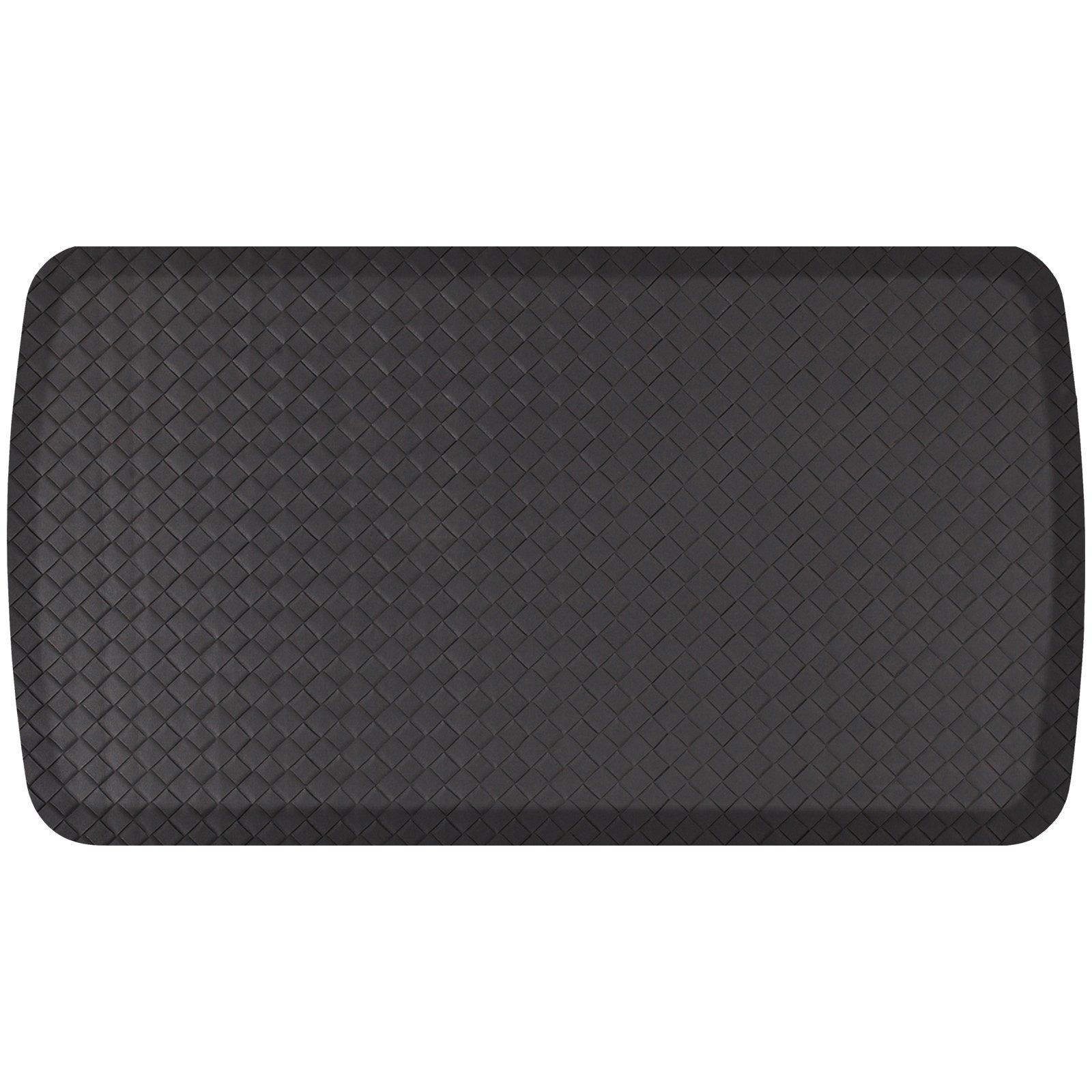 GelPro Elite Premier Kitchen Floor Mat, Black, 20 x 36''
