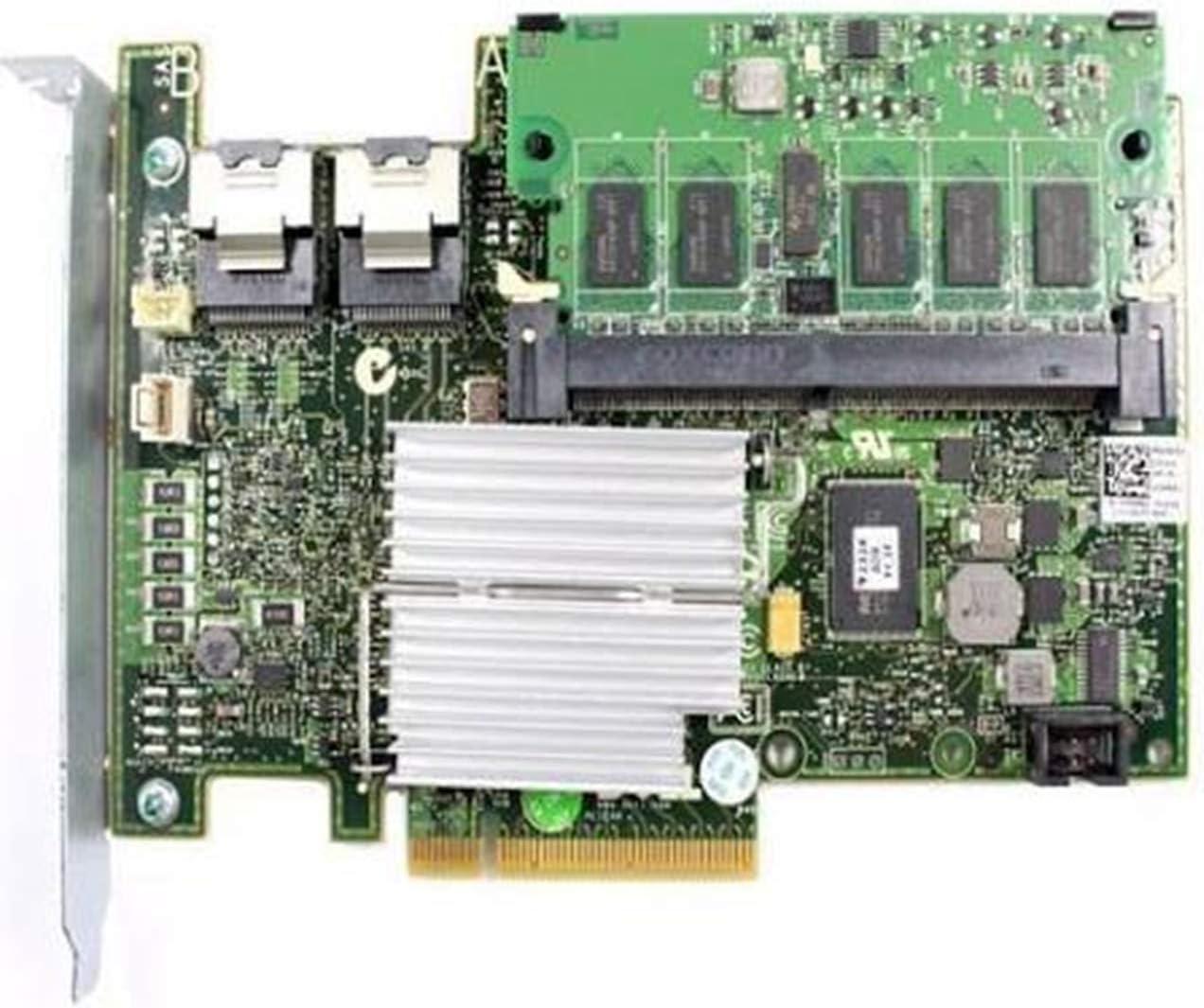 Dell PERC H700 512MB SAS RAID Controller Card Standard Profile J9MR2